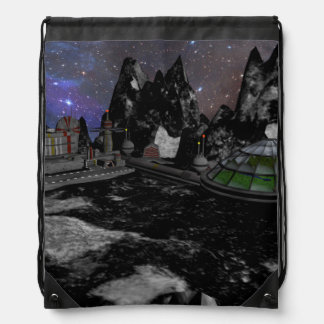 Colonia de la luna mochila
