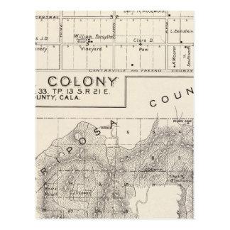 Colonia de Nevada Postales