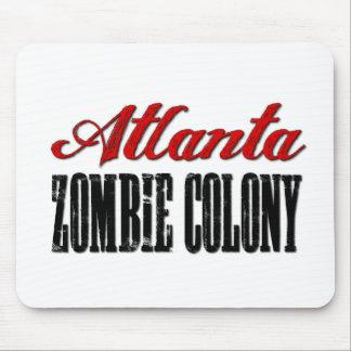 Colonia del zombi de Atlanta Tapete De Raton