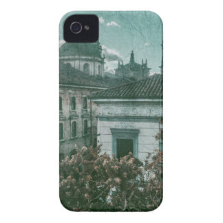 Colonial Architecture at Historic Center of Bogota iPhone 4 Case-Mate Case