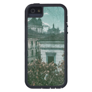 Colonial Architecture at Historic Center of Bogota iPhone SE/5/5s Case