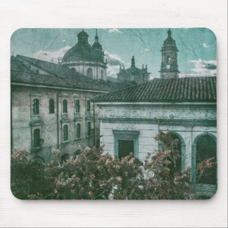 Colonial Architecture at Historic Center of Bogota Mouse Pad
