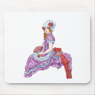 Colonial Belle Mouse Pad