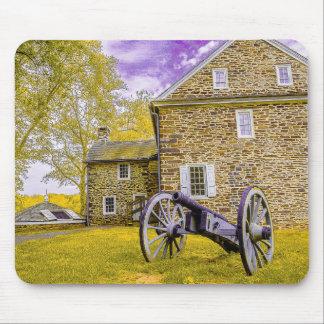 Colonial Canon Mousepad