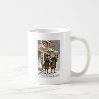 Colonial Christmas in Olde Towne Coffee Mugs