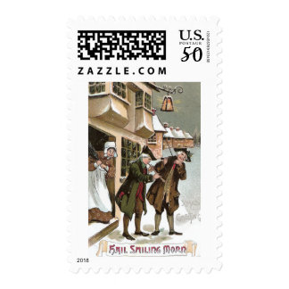 Colonial Christmas in Olde Towne Postage