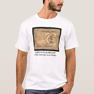 Colonial Currency T-Shirt