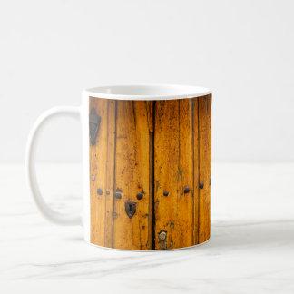 Colonial facades coffee mug