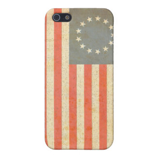 Colonial Flag iPhone 5 Case