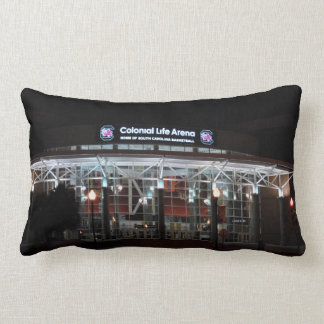 Colonial Life Arena Throw Pillow
