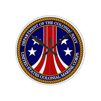 Colonial Marines Clock