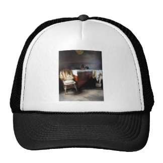Colonial Nightclothes Mesh Hat