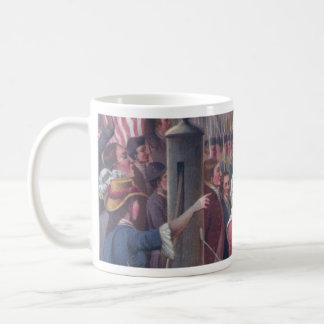Colonial Parade mug