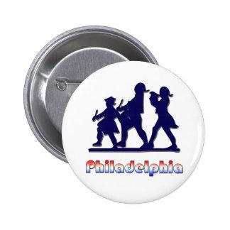 Colonial Philadelphia Pins