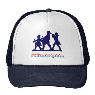 Colonial Philadelphia Mesh Hats