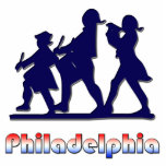 Colonial Philadelphia Photo Sculpture