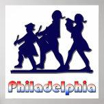 Colonial Philadelphia Poster