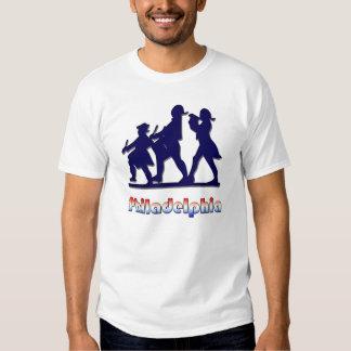 Colonial Philadelphia T Shirt