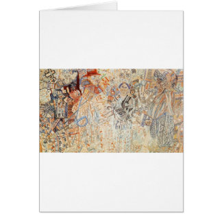 Colonial Policy by Pavel Filonov Greeting Card