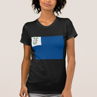 Colonial Privateer Flag (Connecticut Naval Ensign) T-Shirt