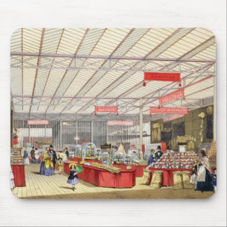 Colonial Produce in the Great Exhibition of 1851, Mouse Pad
