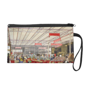 Colonial Produce in the Great Exhibition of 1851, Wristlet Purse