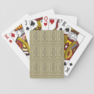 Colonial Shilling Note Playing Cards