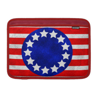 Colonial Stars and Stripes Laptop Sleeve MacBook Sleeves