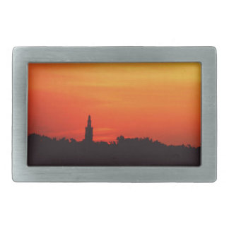 Colonial Sunrise Belt Buckle