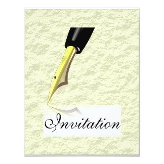 Colonial Wedding Invitation