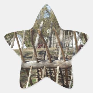 Colonial Williamsburg Campsite Stickers