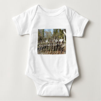 Colonial Williamsburg Campsite T-shirts