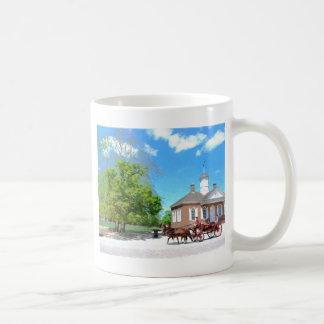Colonial Williamsburg Coffee Mug