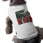 Colonial Williamsburg Dog Tshirt