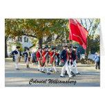 Colonial Williamsburg Greeting Card