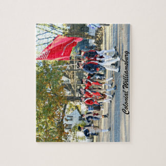 Colonial Williamsburg Jigsaw Puzzle