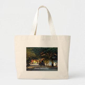 Colonial Williamsburg Jumbo Tote Bag