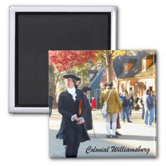 Colonial Williamsburg Magnets