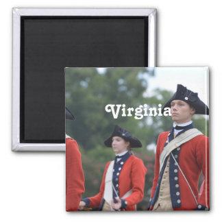 Colonial Williamsburg Refrigerator Magnet
