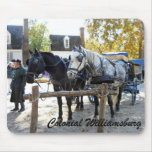 Colonial Williamsburg Mouse Pad