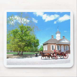 Colonial Williamsburg Mouse Pads