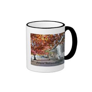 Colonial Williamsburg Ringer Mug