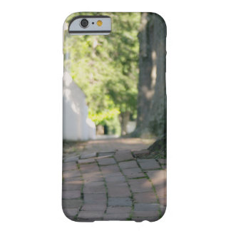 Colonial Williamsburg Sidewalk Barely There iPhone 6 Case