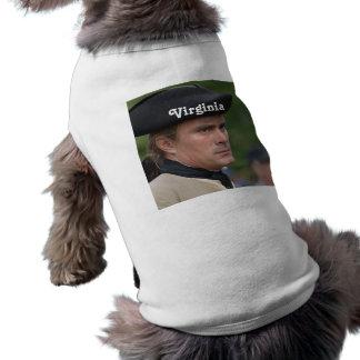 Colonial Williamsburg Soldier Dog Tee Shirt