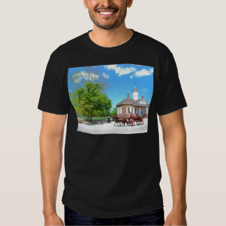 Colonial Williamsburg Tee Shirt