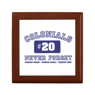 COLONIALS #20 NEVER FORGET GIFT BOX