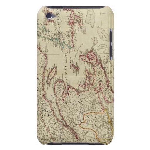Colonias británicas Norteamérica, Nueva Inglaterra iPod Touch Case-Mate Cobertura
