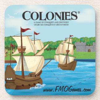 Colonies Coaster