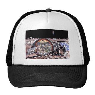 Colonization of the Moon Trucker Hat