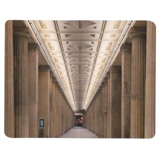 Colonnade Alte Nationalgalerie in Berlin Germany Journal